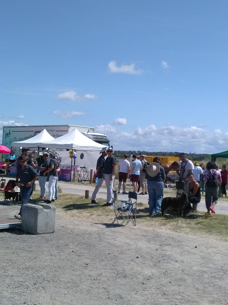 demo bricqueville sur mer le 6 Aout 2017